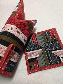 Úžitkový textil - Chňapky set - 12691116_