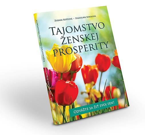 AKCIA: 3 knižky Tajomstvo ženskej prosperity