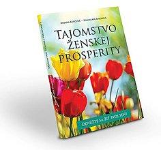 Knihy - AKCIA: 3 knižky Tajomstvo ženskej prosperity - 12688933_
