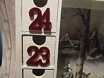 Krabičky - Adventný kalendár - 12692675_