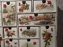 Krabičky - Adventný kalendár - 12692704_