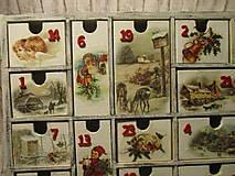 Krabičky - Adventný kalendár - 12692705_