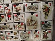 Krabičky - Adventný kalendár - 12692709_