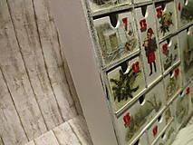 Krabičky - Adventný kalendár - 12692710_