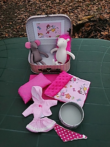 Hračky - Čarovný kufrík s ježkom - 12689599_