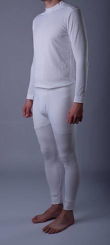 Oblečenie - Pánsky nátelník Prolen ® Siltex - 12693039_