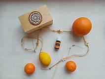 Krabička na esenciálne oleje - Mandala