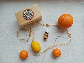 Krabičky - Krabička na esenciálne oleje - Mandala - 12688074_