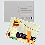 Papiernictvo - Umelecké pohľadnice - sada - 12689274_