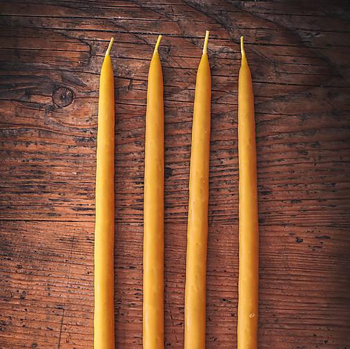 Máčané sviečky