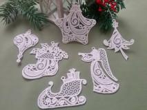 - Súprava vianočných ozdôb 2 - 12693372_