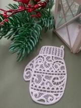 Dekorácie - Vianočné ozdoby 2 - 12693496_