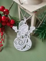 Dekorácie - Vianočné ozdoby 2 - 12693506_