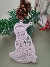 Dekorácie - Vianočné ozdoby 2 - 12693513_
