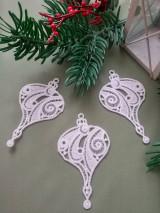 Dekorácie - Vianočné ozdoby 2 - 12693515_