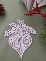 Dekorácie - Vianočné ozdoby 2 - 12693530_