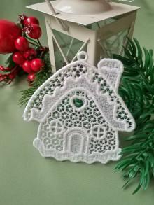 Dekorácie - Vianočné ozdoby 2 - 12693494_