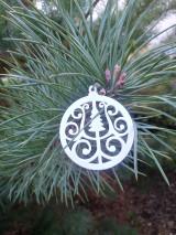 Dekorácie - Vianočné ozdoby 2 - 12688246_