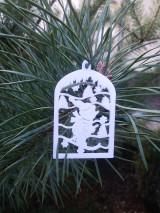 Dekorácie - Vianočné ozdoby 2 - 12688247_