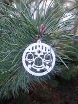 Dekorácie - Vianočné ozdoby 2 - 12688254_