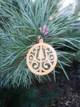 Dekorácie - Vianočné ozdoby 2 - 12689912_