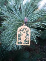 Dekorácie - Vianočné ozdoby 2 - 12689925_