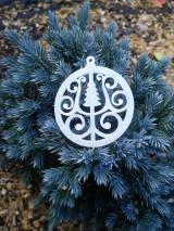 Dekorácie - Vianočné ozdoby 2 - 12689973_