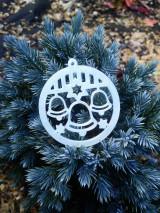 Dekorácie - Vianočné ozdoby 2 - 12689985_
