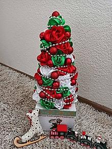 Dekorácie - Vianočný stromček - 12688905_