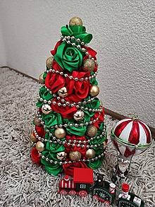Dekorácie - Vianočný stromček - 12688912_