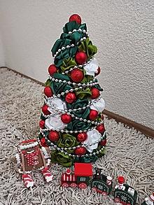 Dekorácie - Vianočný stromček - 12688923_