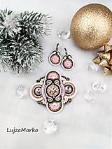 Sady šperkov - Davina sada v darčekovom balení - 12691305_