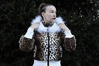 Kabáty - Zateplená bundička - 12688901_