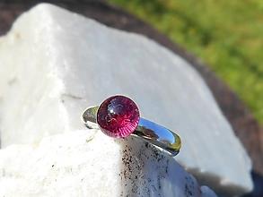 Prstene - ALMANDINA-ring-granát-almandín-prsteň - 12699127_