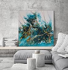 Obrazy - KORÁL- INKS-5  - 12699053_
