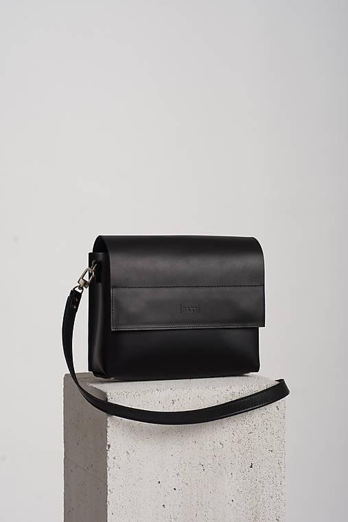 Kabelky - Classic Black - 12693602_