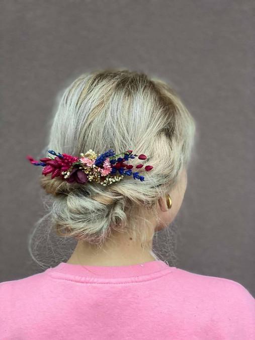 """Kvetinový mini hrebienok """"večerné tajomstvá"""""""