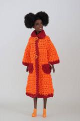 Hračky - Kabátik pre Barbie - 12694339_