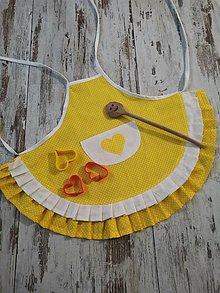 Textil - Pre šikovnú cukrárku - 12698720_