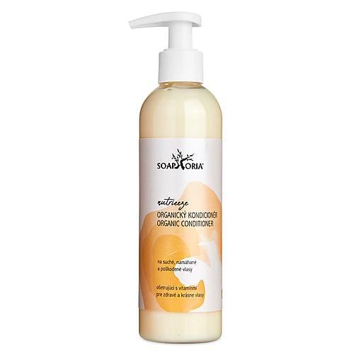 Drogéria - Nutrieeze - organický tekutý kondicionér na na suché a poškodené vlasy - 12702030_