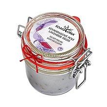 Drogéria - Levanduľové pole - organický soľný telový peeling - 12701877_