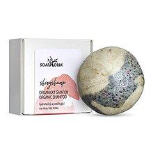 Drogéria - ShinyShamp - tuhý šampón na normálne vlasy bez lesku - 12701937_