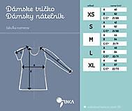 Tričká - Včielka - dámske a detské tričko /body - 12699943_