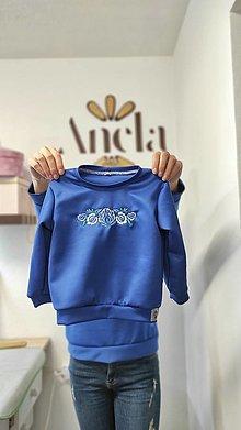 Detské oblečenie - Detská mikina Anela - 12703921_