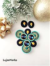 Sady šperkov - Dakota sada v darčekovom balení - 12702782_