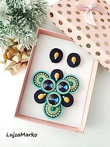 Sady šperkov - Dakota sada v darčekovom balení - 12702784_