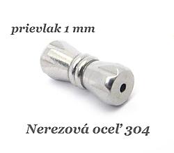 Komponenty - Šróbovacie zapínanie /M3401/ - nerez.oceľ 304 - 12708985_