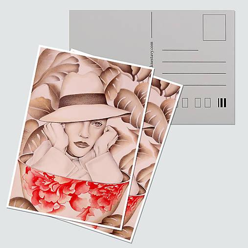 Umelecká pohľadnica