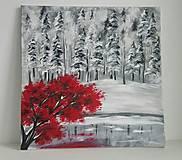 Obrazy - Maľovaný obraz - 12705271_