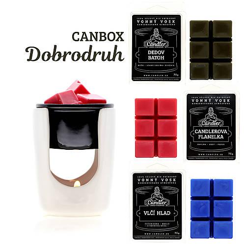 Canbox Dobrodruh